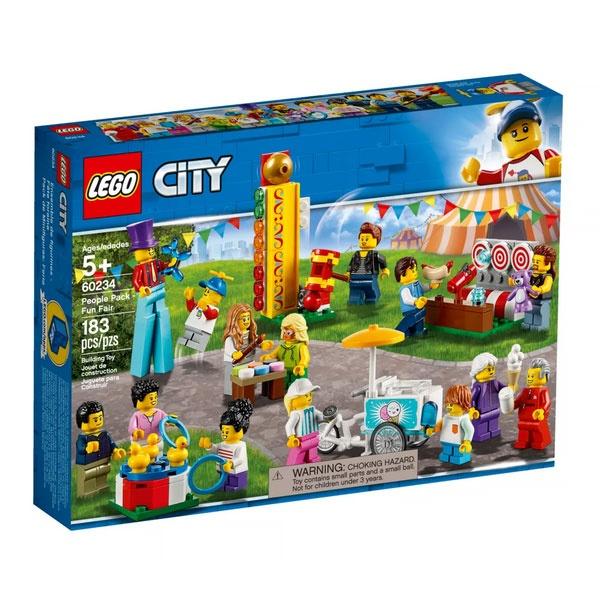 Lego City 60234 Stadtbewohner Jahrmarkt