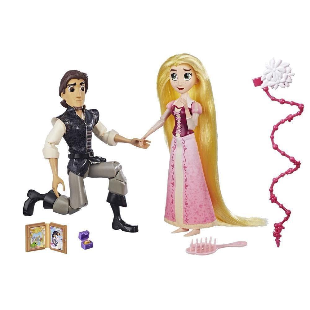 Disney Rapunzel - Die Serie Rapunzel und Eugene