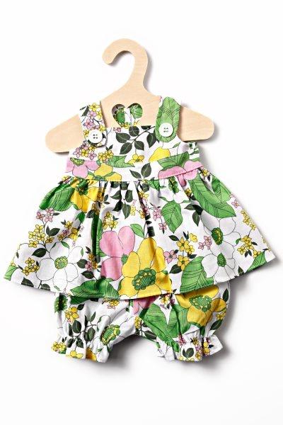 Heless Puppen Sommerkleid