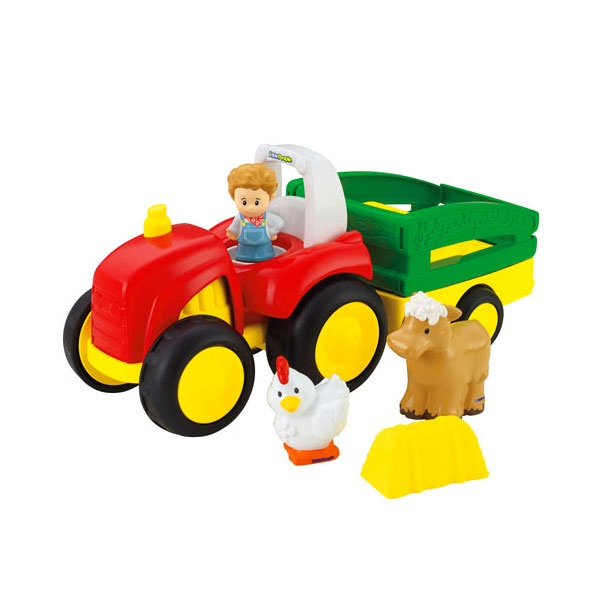 Fisher Price Little People Traktor