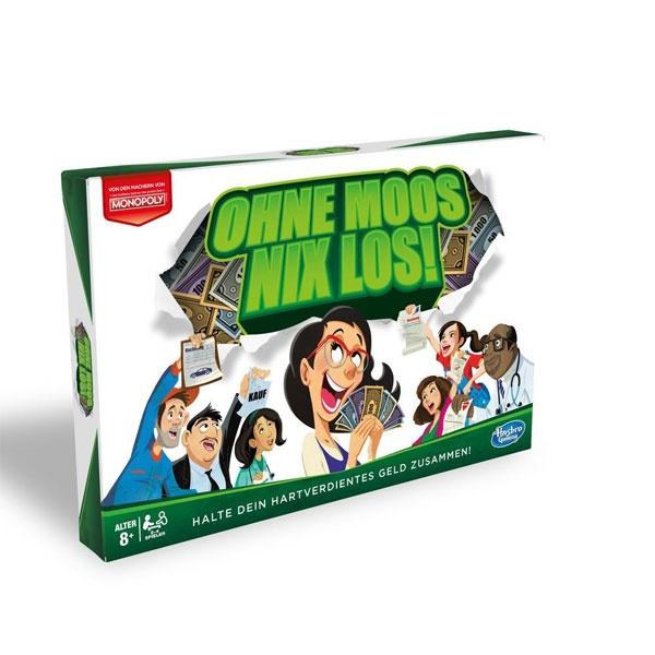 Monopoly Ohne Moos nix los!