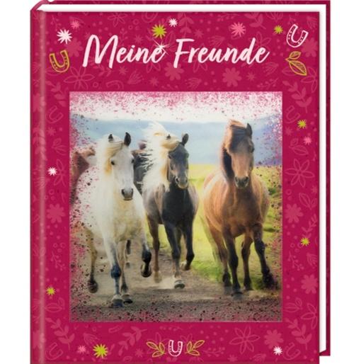 Spiegelburg Pferdefreunde Freundebuch