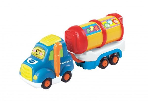 vtech Tut Tut Baby Flitzer Tankwagen und Anhänger