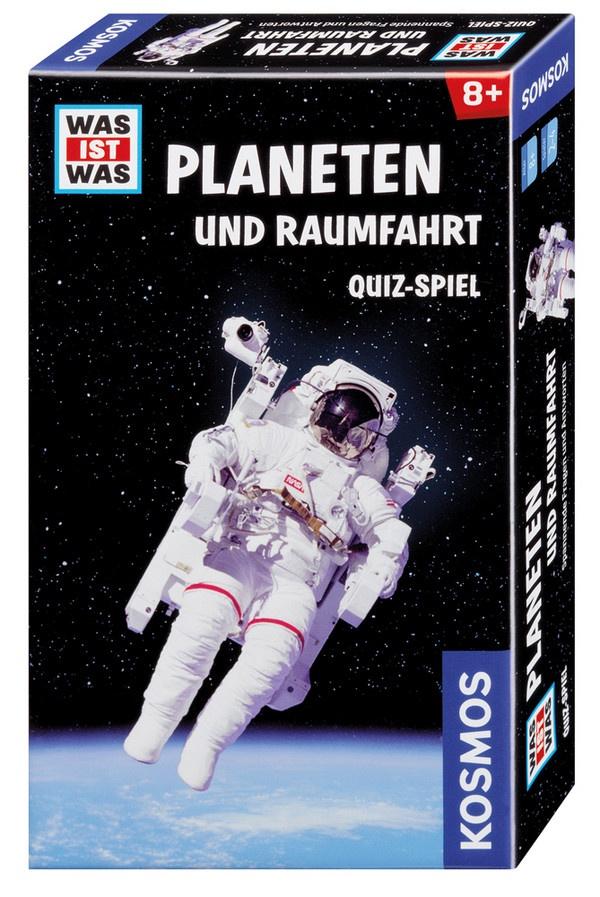 WAS IST WAS - Planeten und Raumfahrt Quiz-Spiel