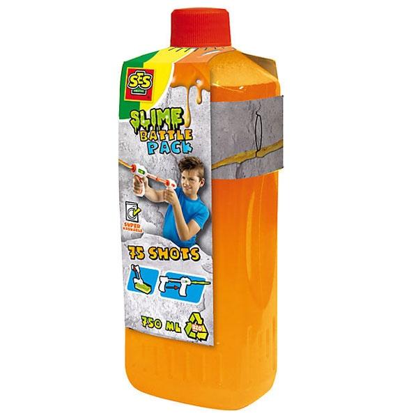 SES Schleim Blaster Nachfüllpack orange neon 750ml