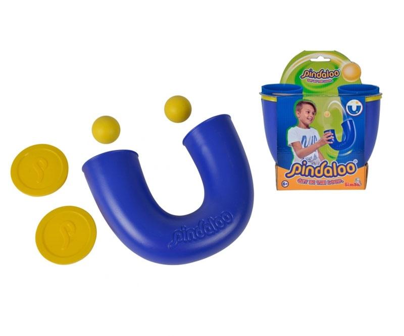 Pindaloo Ballspiel Ball-Looping-Spiel von Simba