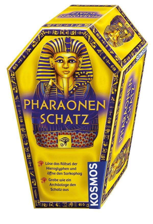 Ausgrabungsset Pharaonenschatz von Kosmos