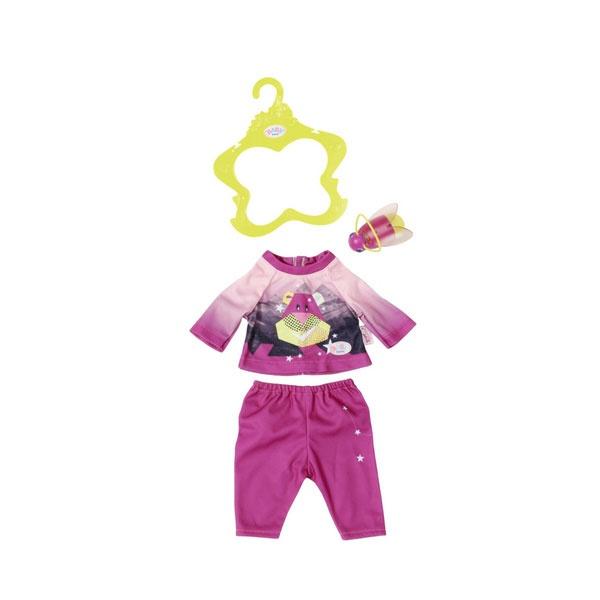 Baby Born Play&Fun Nachtlicht Outfit, pink