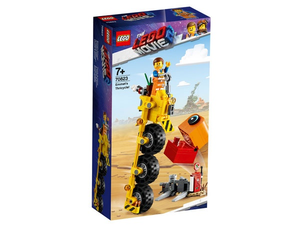 Lego Movie 2 70823 Emmets Dreirad