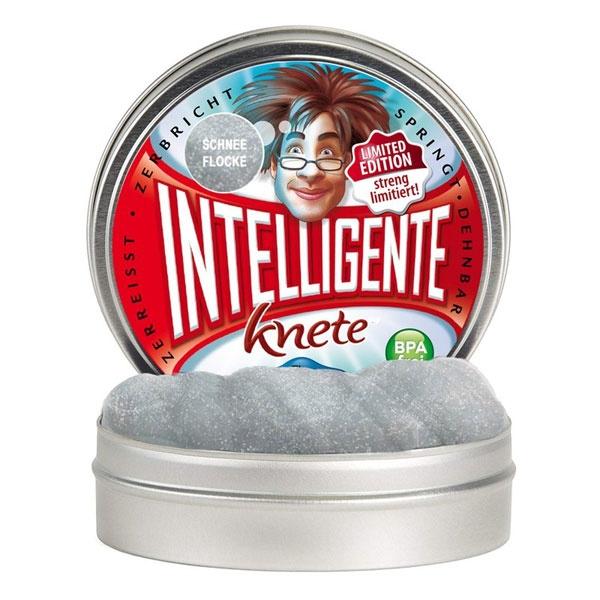 Intelligente Knete Schneeflocke