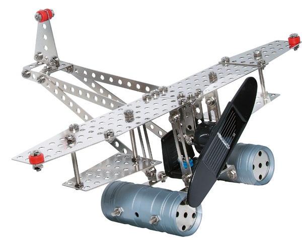 eitech Metallbaukasten C74 Solar Flugzeug