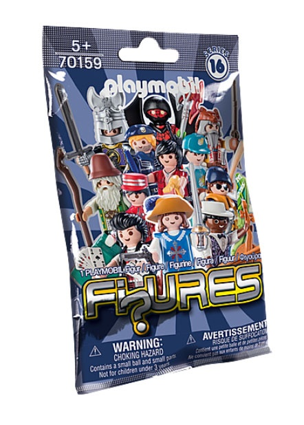 Playmobil 70159 Sammelfiguren Boys Serie 16