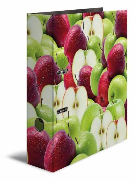 Herma Motivordner A4 Apfel