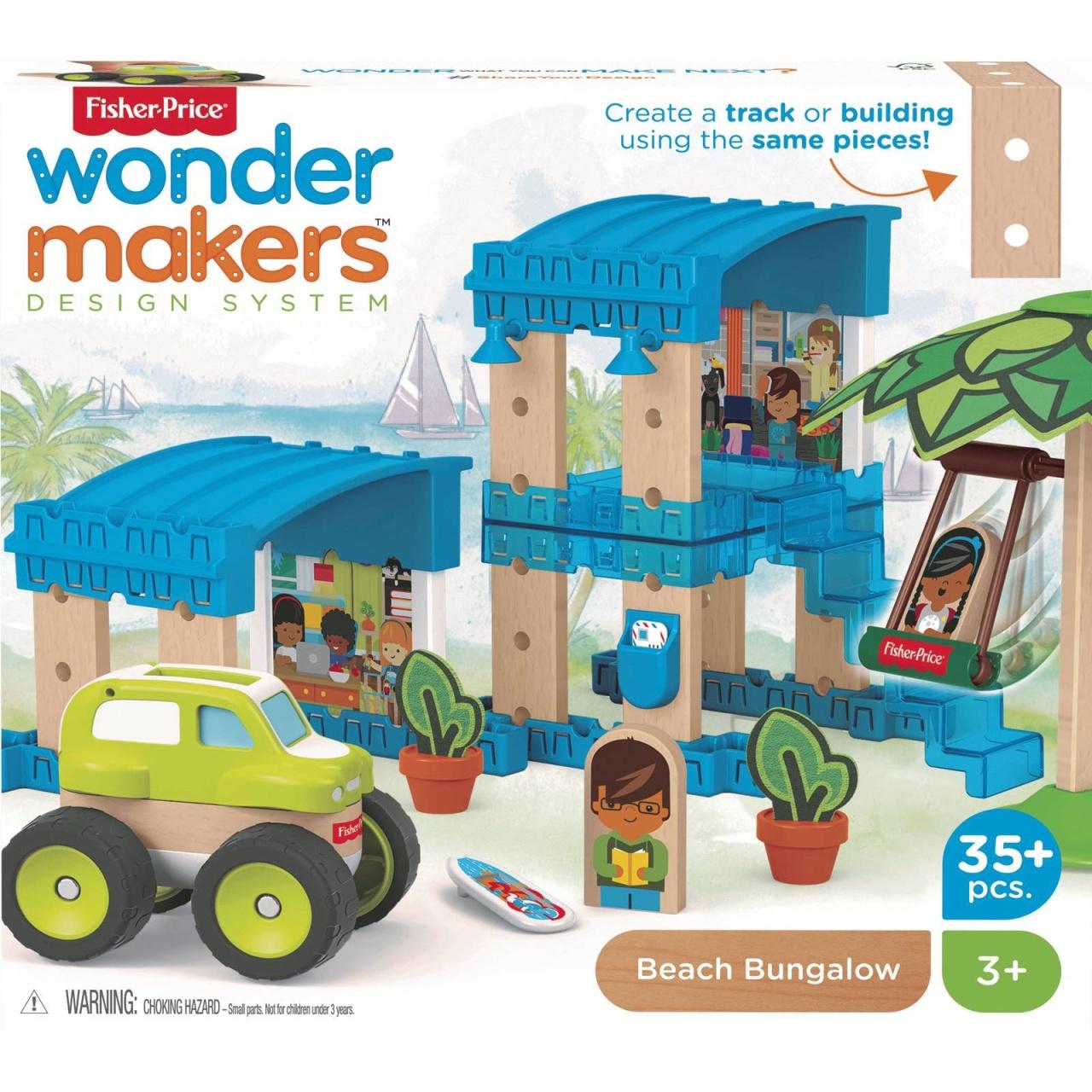 Fisher-Price Wunder Werker Strandbungalow