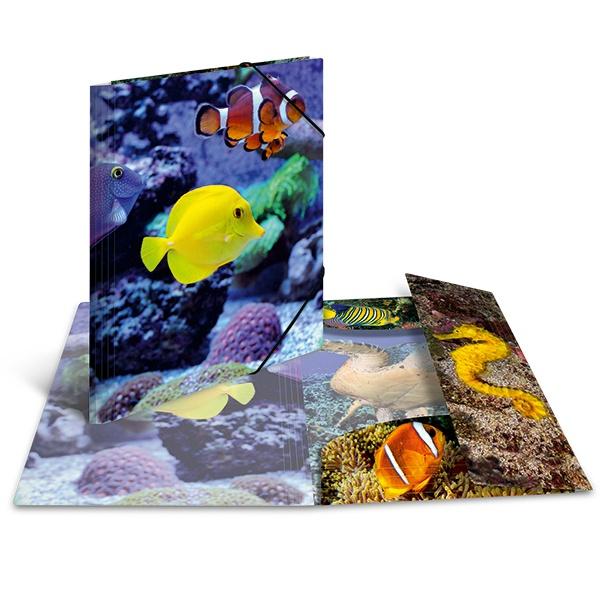 Herma Sammelmappe A3 Fische