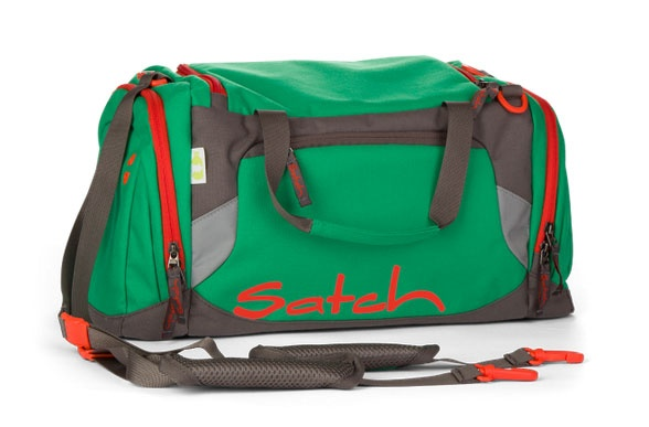 Ergobag Satch Sporttasche Green Steel