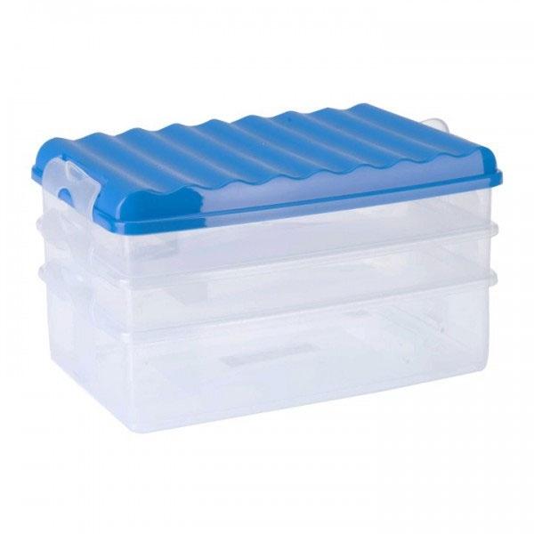 Frischhalte-Stapelbox