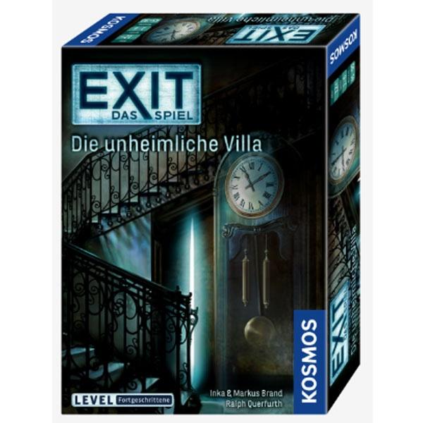 Exit Die unheimliche Villa