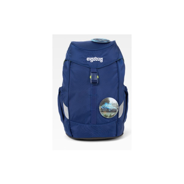 Ergobag mini Kinderrucksack BlaulichtBär