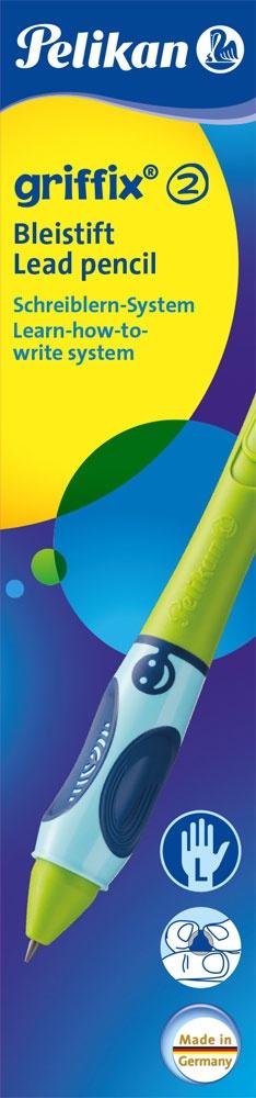 Griffix Bleistift grün l