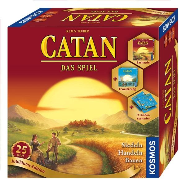 Die Siedler von Catarn - Das Spiel 25J Jubiläums-Edition
