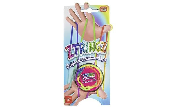 ZTRINGZ Rainbow  Fingertwist