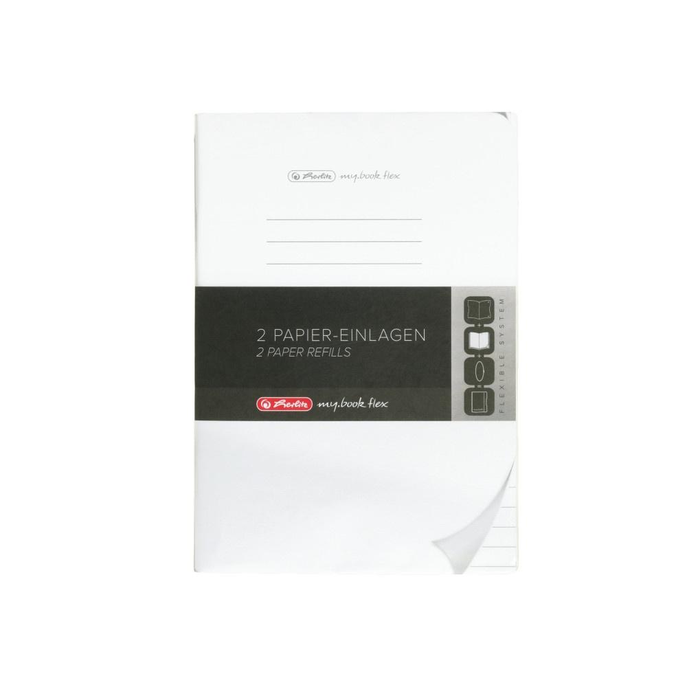 Herlitz Papiereinagen A5 Refill flex