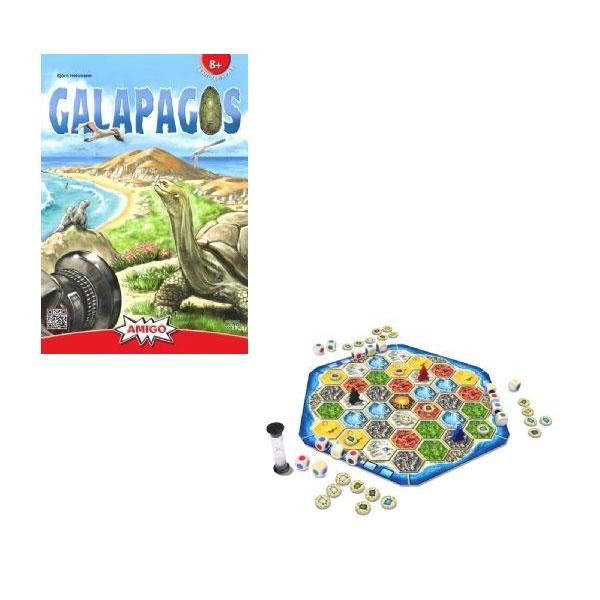 Amigo Familienspiel Galapagos