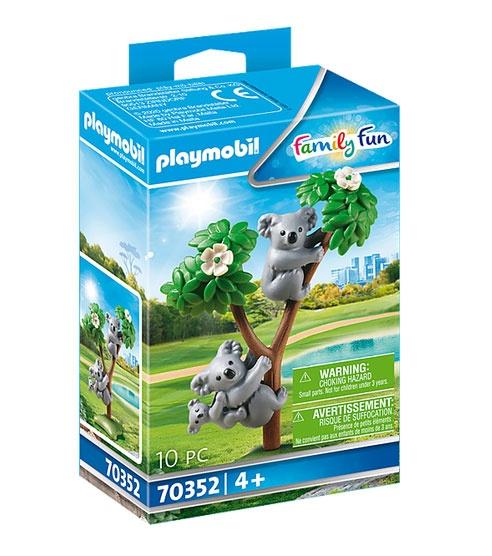 Playmobil 70352 Family Fun 2 Koalas mit Baby