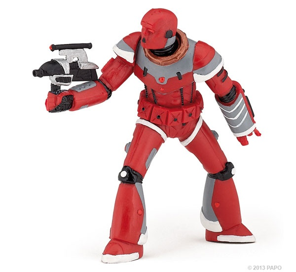 Papo 70113 Ironbot Fighter
