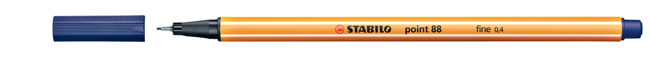 Stabilo Fineliner Pen 88 nachtblau