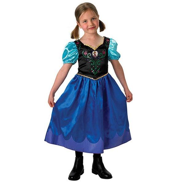 Kostüm Frozen Anna Classic L 7-8 Jahre
