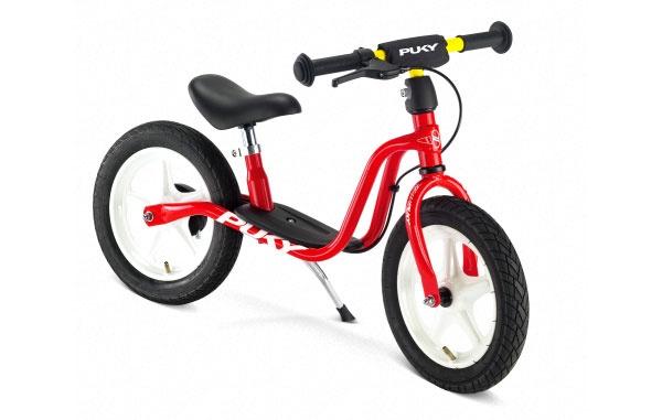 Puky 4046 LR 1L BR rot Laufrad und Bremse