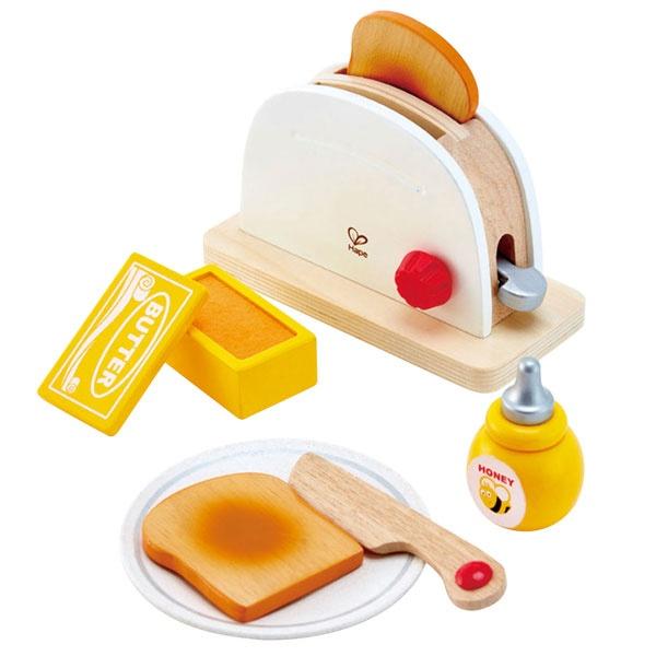 Hape Pop-Up-Toaster Set