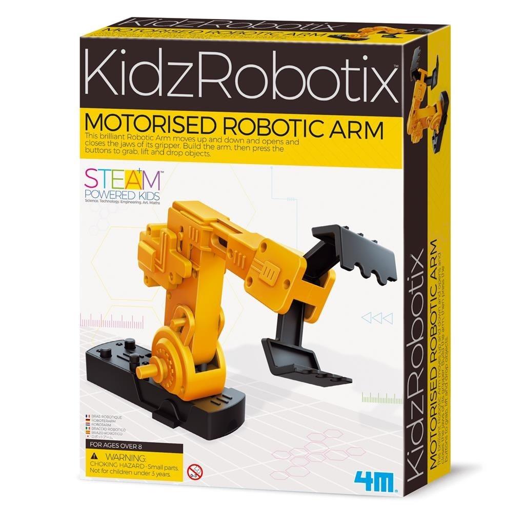 Roboter Greifarm kidzRobotix Roboterarm
