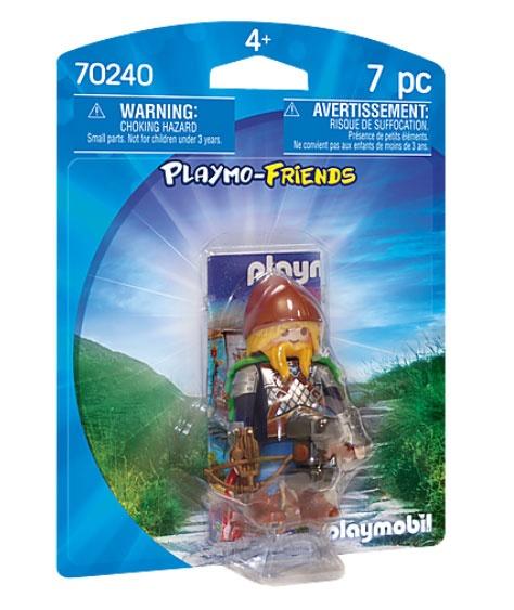Playmobil 70240 Playmo-Friends Zwergenkämpfer
