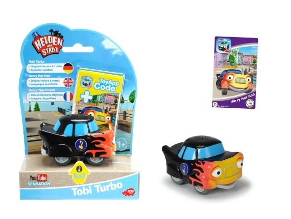 Helden der Stadt Tobi Turbo