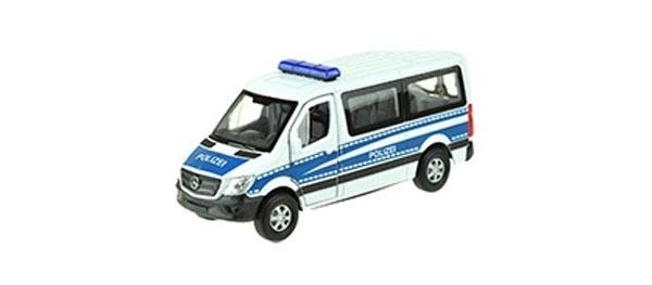 Welly Sprinter Polizei