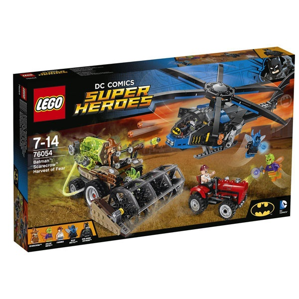 Lego Super Heroes 76054 Batman Scarecrows gefährliche Ernte