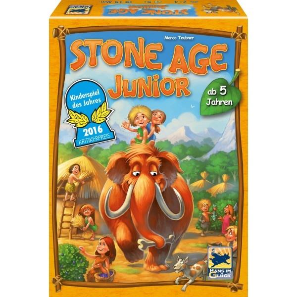 Stone Age Junior Spiel  von Schmidt Spiele