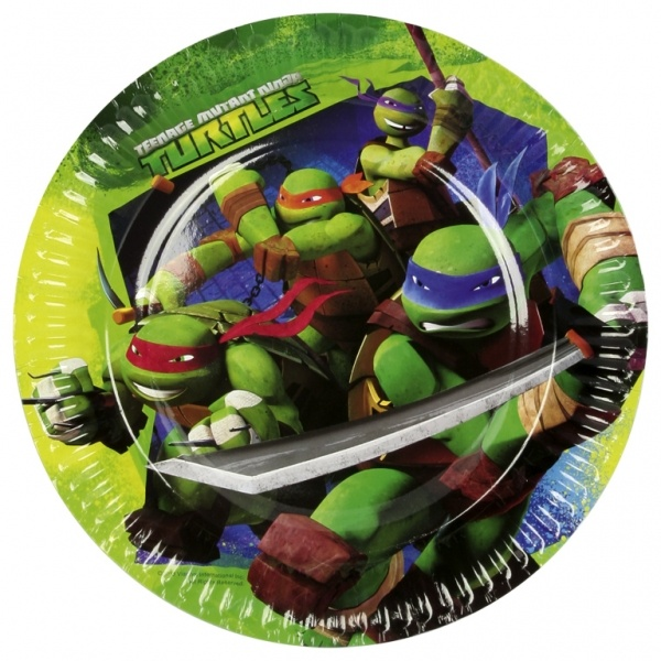 Partyteller Ninja Turtles