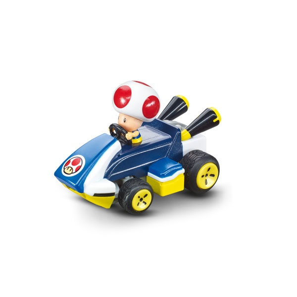 Carrera RC Mario Kart Mini RC Toad 2,4GHz