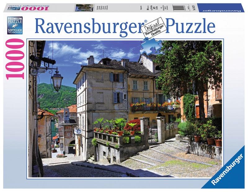 Ravensburger Puzzle Im Piemoet 1000 Teile