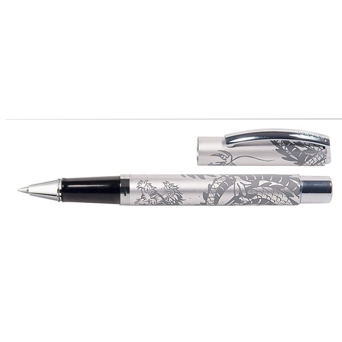 Online Rollerball Vision Dragon Spirit Silver in Box