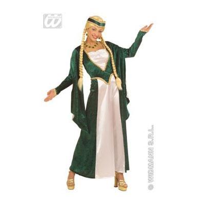 Kostüm Königin L grün