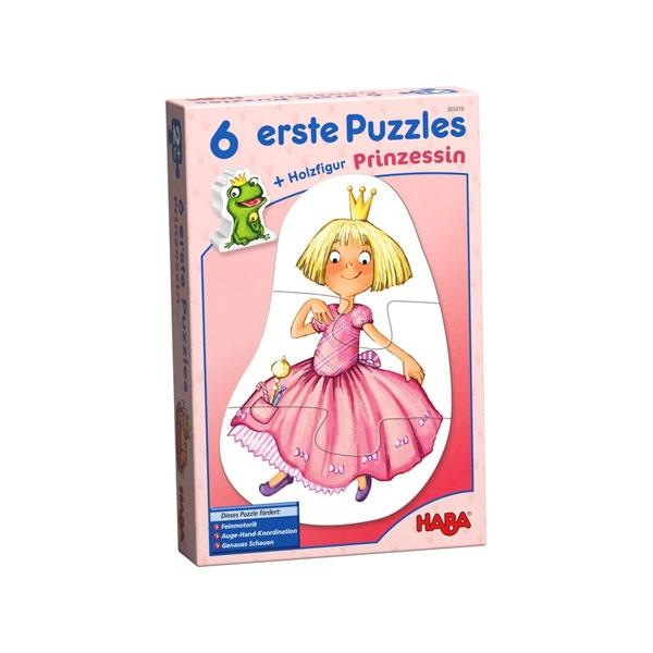 Haba 303310 Erste Puzzles Prinzessin