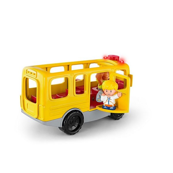 Fisher Price Little People Schulbus