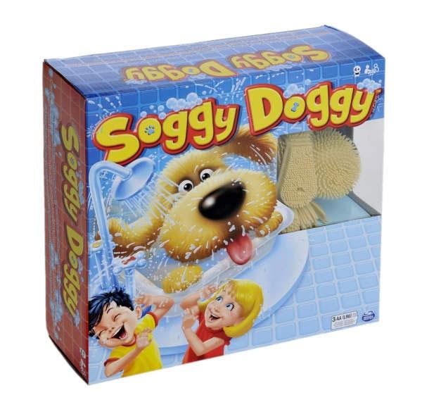 Soggy Doggy Spiel von Spinmaster