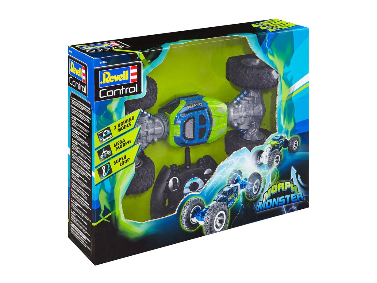 Revell RC Stunt Car MorphMonster 24476