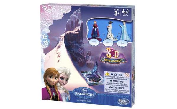 Disney Frozen Die Eiskönigin Der magische Eisfels Spiel